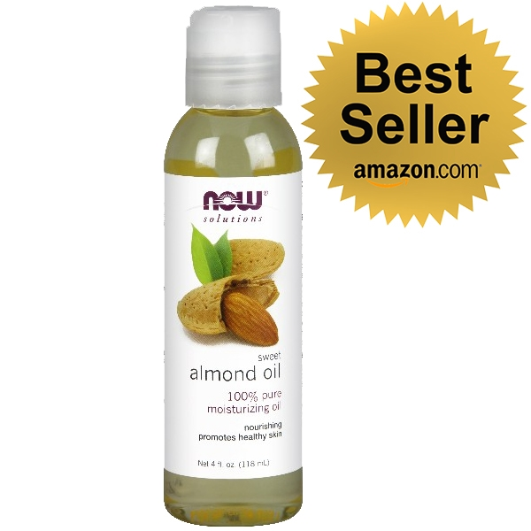 now solutions almond oil review