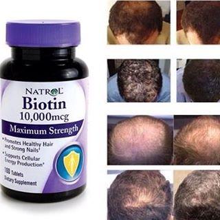 Natrol Biotin 10,000 mcg