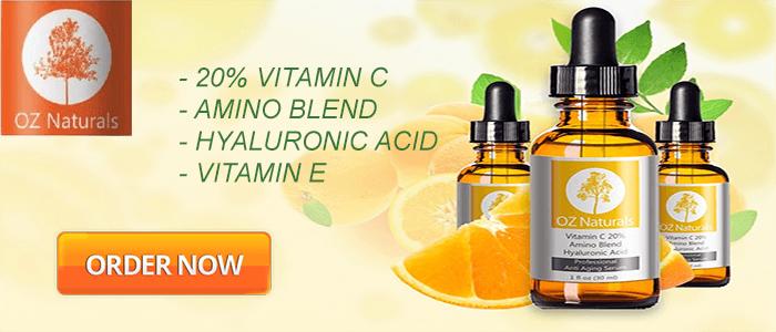 Oz Naturals Vitamin C order