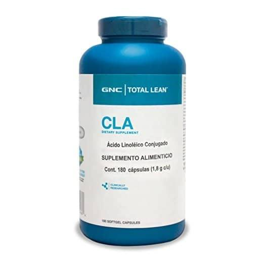 gnc total lean cla softgels