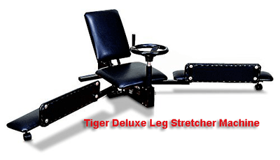 Tiger Deluxe Leg Stretcher Machine
