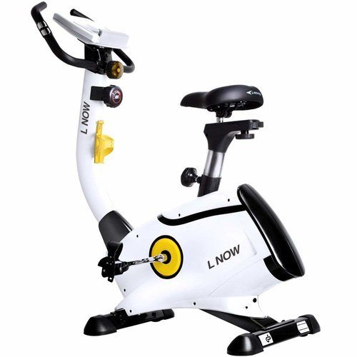 L NOW Upright Bike Magnetic Resistance