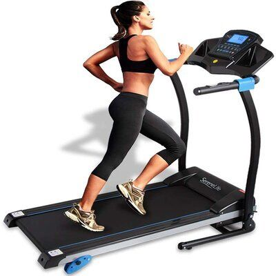 SereneLife Folding Treadmill
